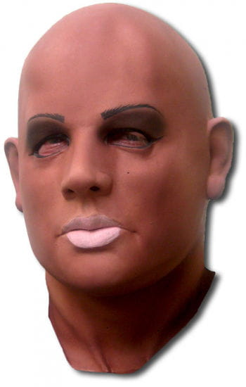 Akasha Schaumlatex Maske