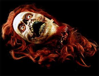 Milva Zombie Head