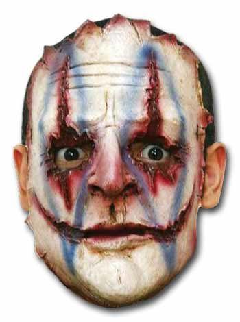 Serienkiller Rhomb Tom Maske