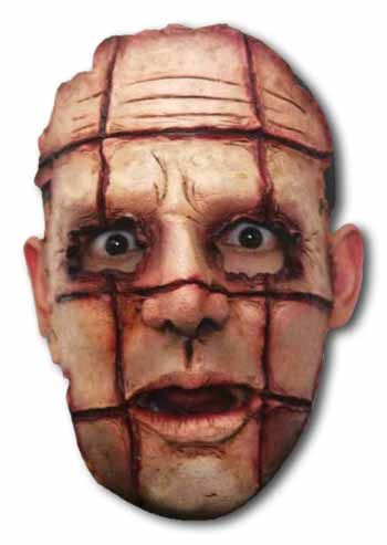 Serienkiller Checkered  Jack Maske