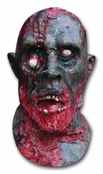 Car Crash Zombie Mask
