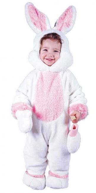 Cuddly Bunnyrabbit Costume Size S