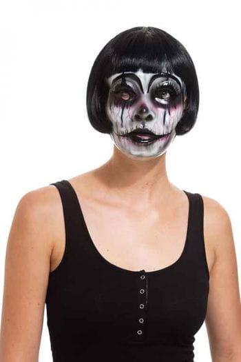 Creepy Clown PVC Mask
