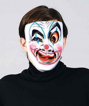 Monster Clown PVC Mask