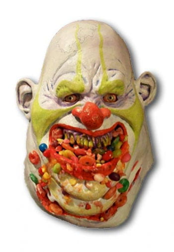 Candy Clown Mask