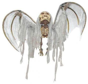 Hanging Wafting Bat Skeleton