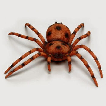 Braune Ekel Spinne 23cm