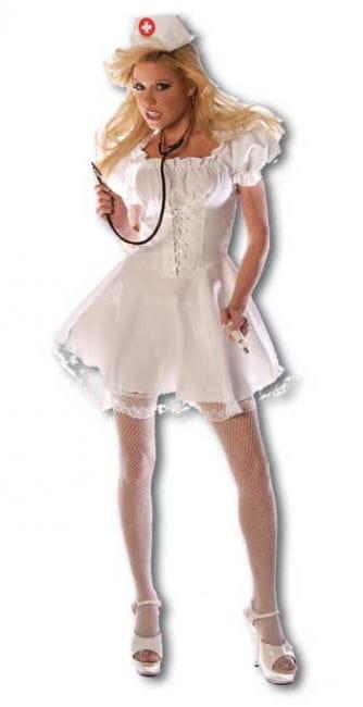 Sexy hot nurse Gr. M