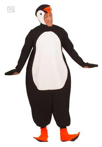 Niedlicher Pinguin Kostüm Gr. S