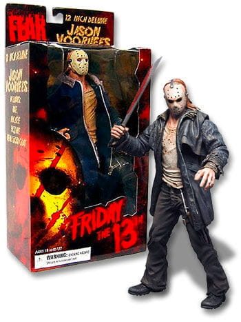 Jason Vorhees Action Figure 12inch/30cm Deluxe