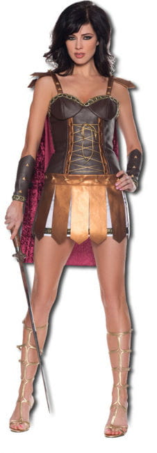 Xenia Amazon Warrior Premium Costume. XL