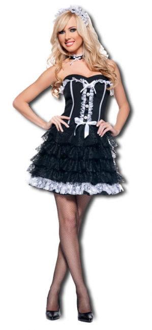 Sexy Maid Premium Costume. M