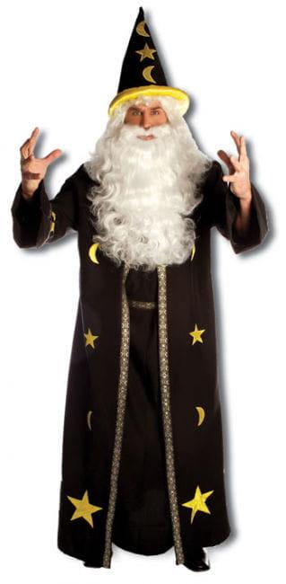 Magician Myrddin Premium Costume