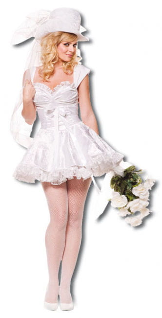 Enchanting Bride Premium Costume S