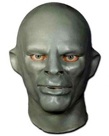 Fantomas mask made of foam latex