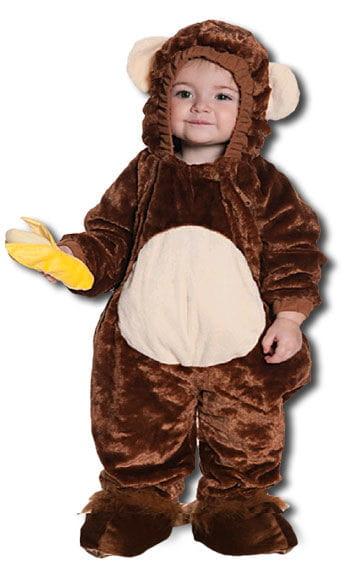 Teasing Monkey Child Costume Gr. M