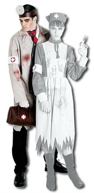 Dr Grave Costume Size L