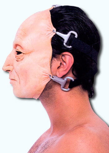 Saw Jigsaw Mask John Kramer