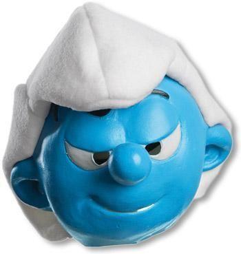 Hefty Schlumpf Kindermaske