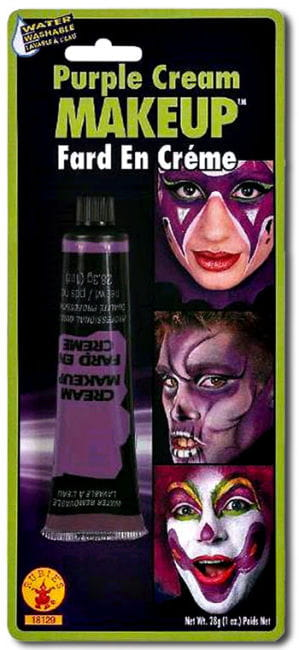 Cream Make Up Violet In The Tube
