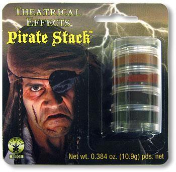 Piraten Make Up Stack