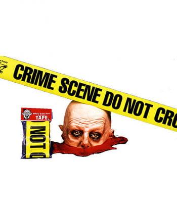 Crime Scene Tape / police caution tape 30m