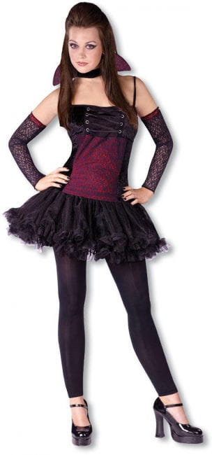 vampirina teeny costume halloween costumes for teens. Black Bedroom Furniture Sets. Home Design Ideas