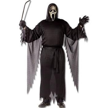 Scream Zombie Child Costume