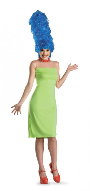 Marge Simpson Costume S