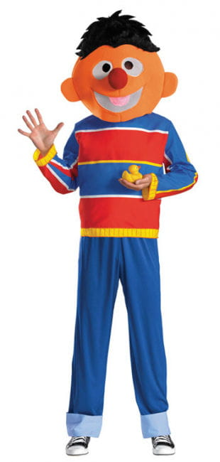 Sesame Street Ernie Costume XL