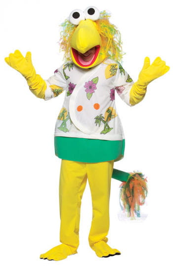 Fraggels costume Wembly