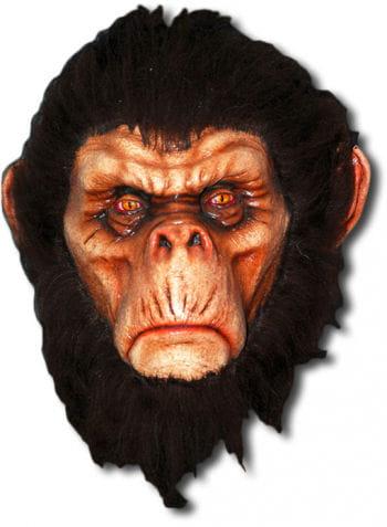 Böser Schimpanse Maske braun