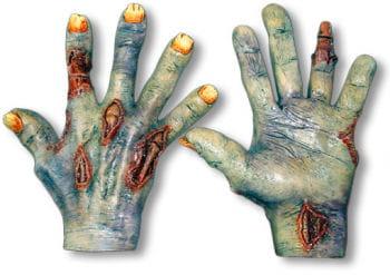 Faulende Zombie Hände