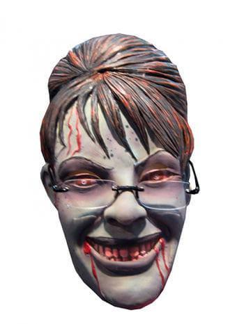 Sarah Palin Zombie Mask
