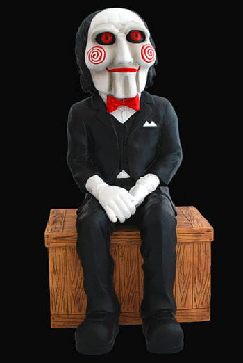 SAW Puppet Billy on the Box