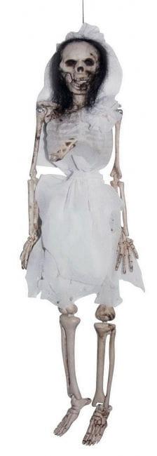 Skeleton Bride Hanging Decoration