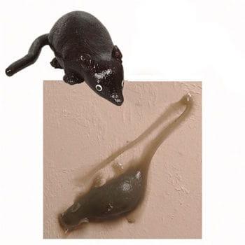 Slimy Black Mouse