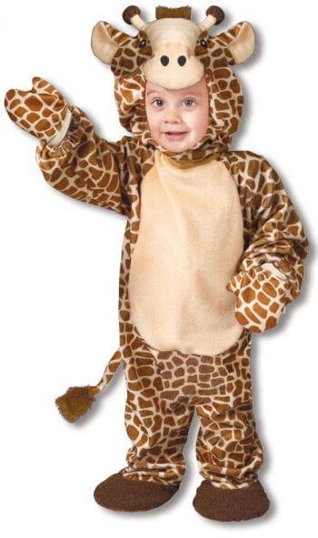 Lustige Giraffe Kinderkostüm 6-12 Mon