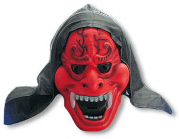 Red Demon Mask