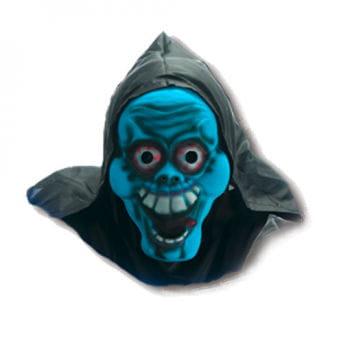 Blaue Dämonen Maske