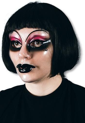 Witch Mask Esmeralda