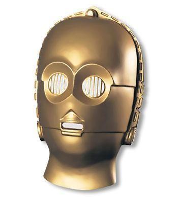 C-3PO Half Mask