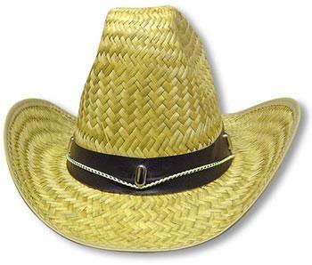 Stroh Cowboyhut Gr. M