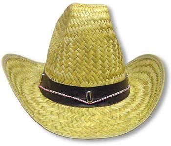 Stroh Cowboyhut Gr. L