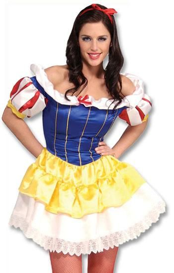Lovely Snow White costume M