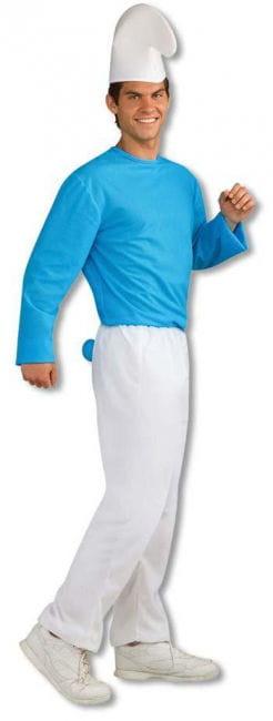 Schlumpf Teeny Kostüm