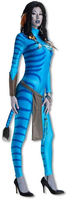 Avatar Neytiri Kostüm