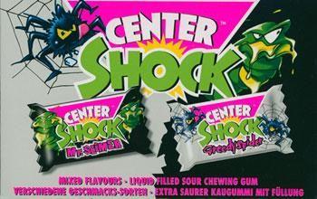 Shock Monster Mix Kaugummi 12 St.