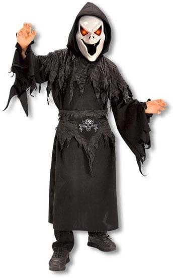 Eerie Ghost Child Costume M