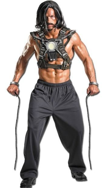 Iron Man Whiplash Costume